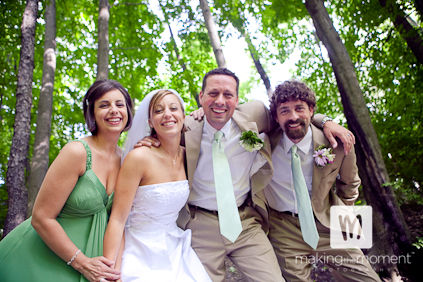Cleveland Wedding Photography by Making the Moment