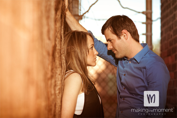 Creative Cleveland Engagement Photography