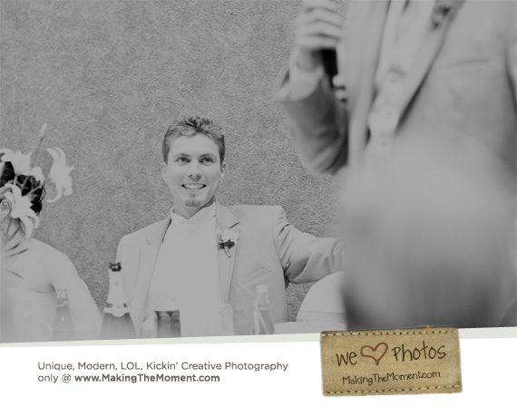 Creative Cleveland Wedding Photographer