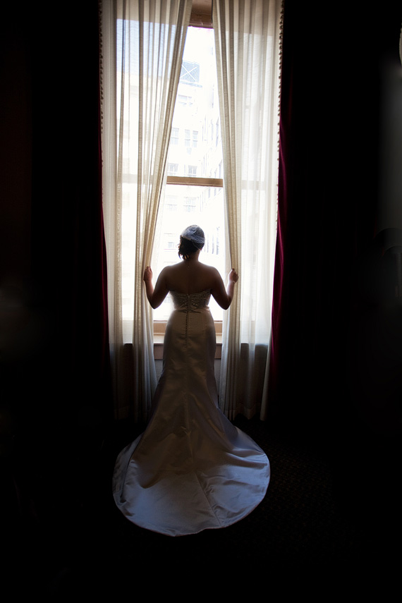 Creative Cleveland Wedding Photography