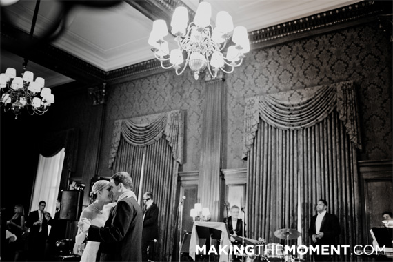 Cleveland Union Club Wedding