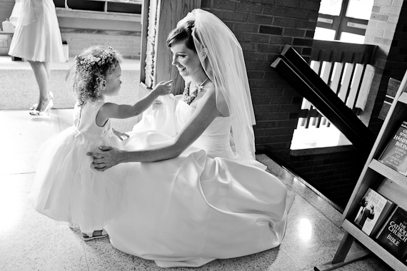 Our Lady of Grace Wedding Photography