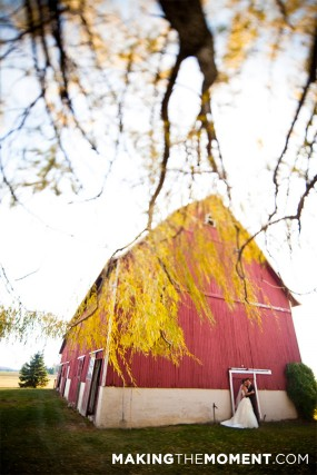 Barn Wedding Photographer
