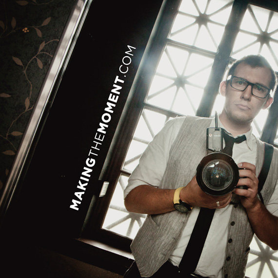 Cleveland Wedding Photographer Self Portrait