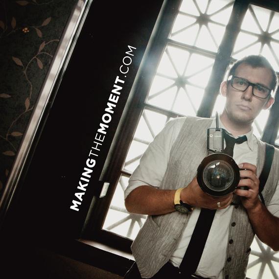 Cleveland Wedding Photographer Self Portrait
