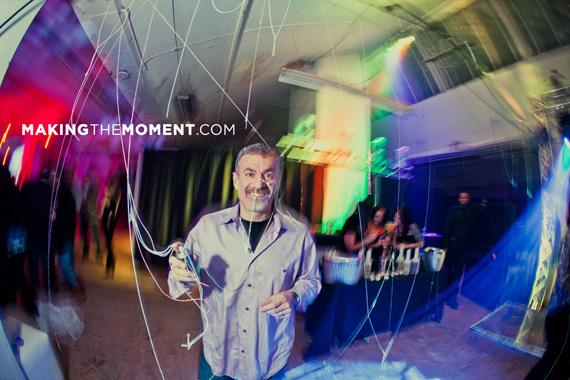 Cleveland Wedding Photographer Rave Reception