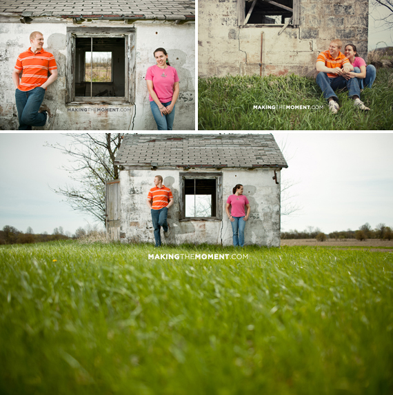 Cleveland Engagement Session Photography