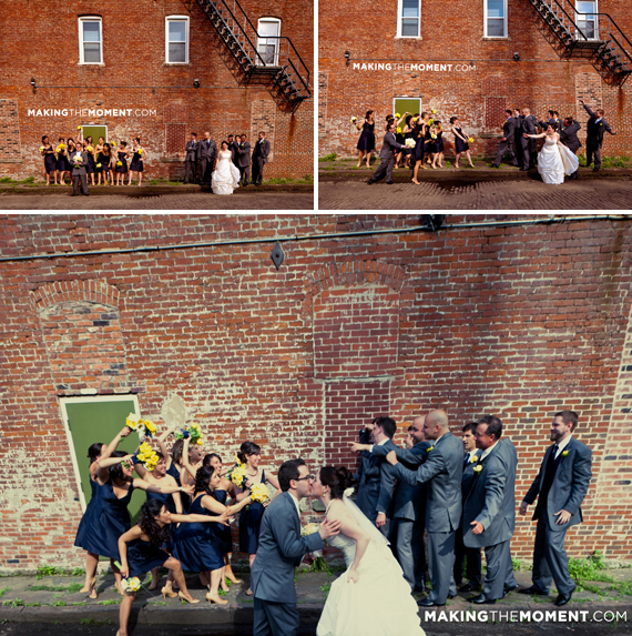 Cleveland Artistic Wedding Photography