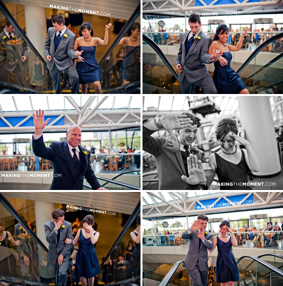 Cleveland Rock Hall Wedding Photography