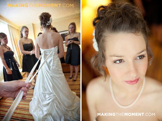 Artistic Columbus Wedding Photography