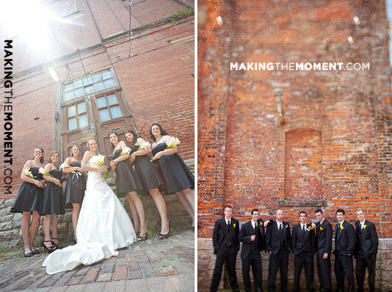 Creative Columbus Wedding Photography