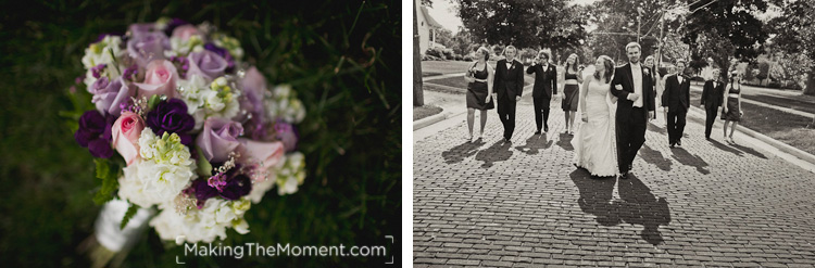 Creative Findlay Wedding Photographer