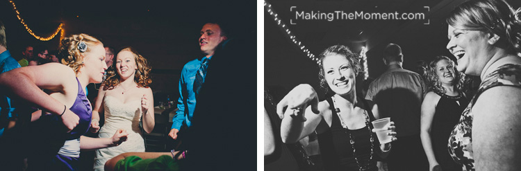 Fun Findlay Wedding Photographer