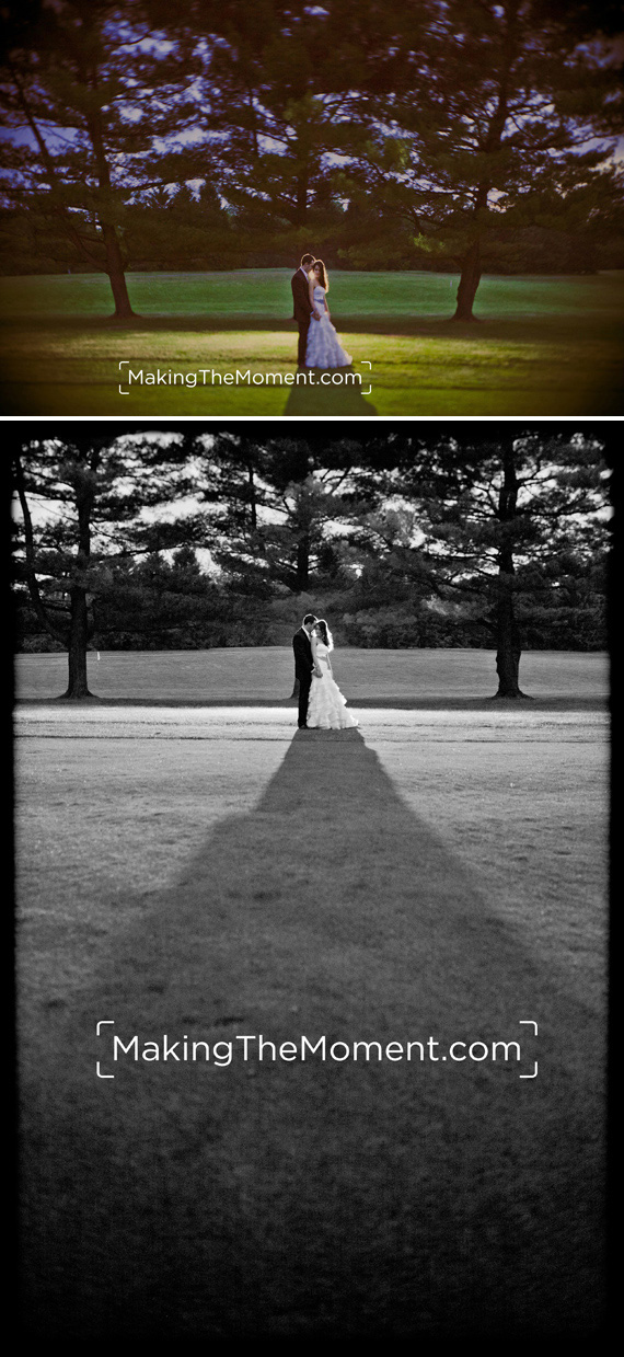 Cleveland Artistic Wedding Photographer
