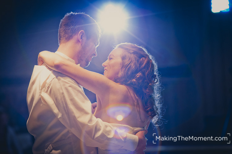 Artistic Findlay Wedding Photographer