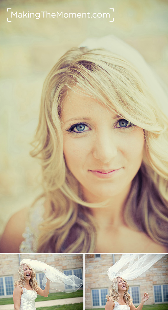 Artistic Columbus Grove Wedding Photographer
