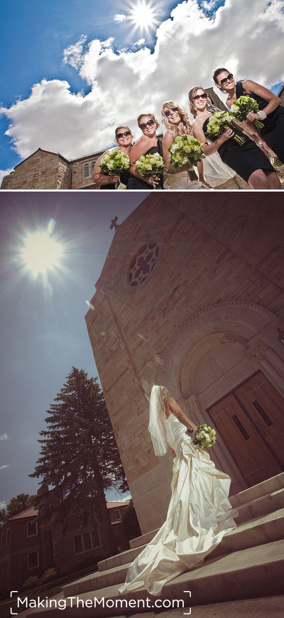 Creative Columbus Grove Wedding Photographer