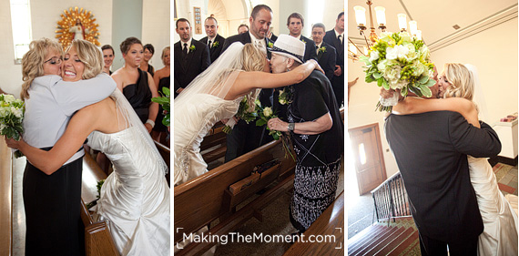 Creative Columbus Grove Wedding Photographer