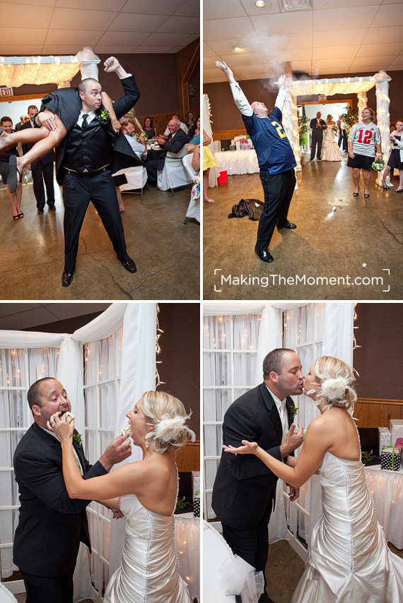 Modern Columbus Grove Wedding Photography