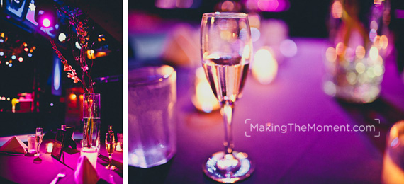 Cleveland House of Blues Wedding Reception Photographer