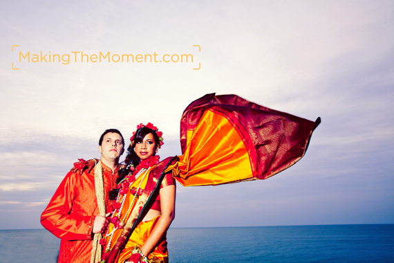 a crosscultural Bengali wedding in Cleveland Epic full of thought