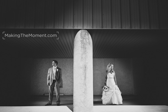 Cleveland Creative Wedding Photography
