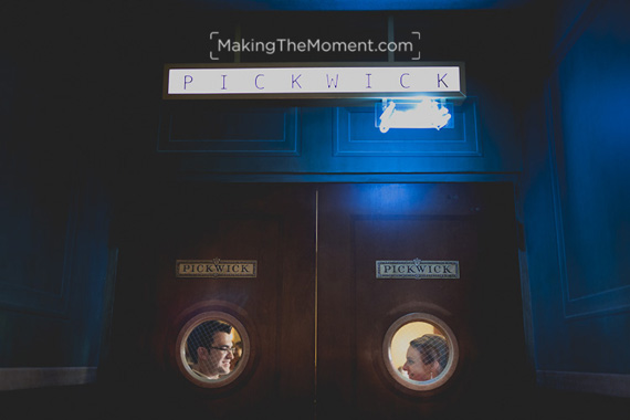 Cleveland House of Blues Wedding Photographer