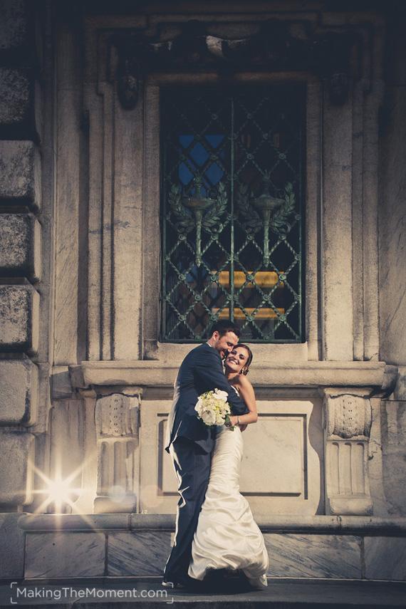 Artistic Cleveland Wedding Photographer