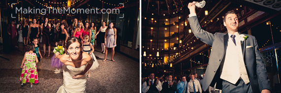The Arcade Wedding Photographer