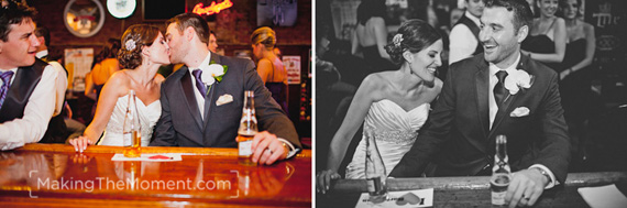 Cleveland Candid Wedding Photographer
