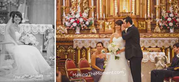 St. John Cantius Wedding Photography