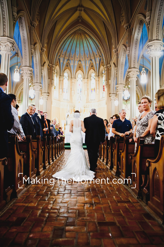 Cleveland Photojournalistic Wedding Photographer