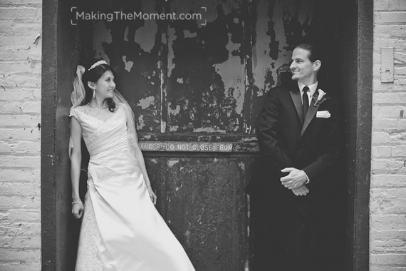 Unique Cleveland Wedding Photographer