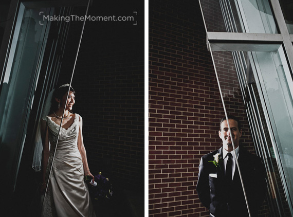 Cleveland Unique Wedding Photographer