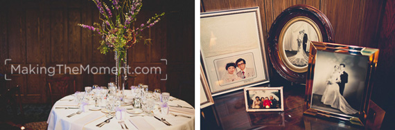 Fairlawn Country Club Wedding Reception Photographer