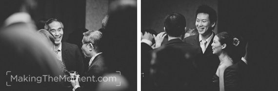Photojournalistic Cleveland Wedding Photographer