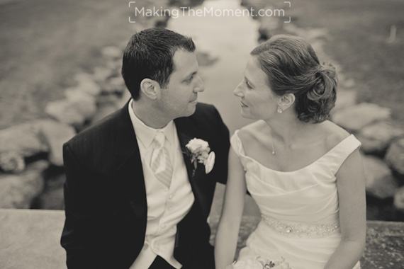 Cleveland Modern Wedding Photographer