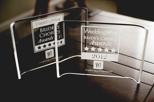 Award Winning Cleveland Wedding Photographer
