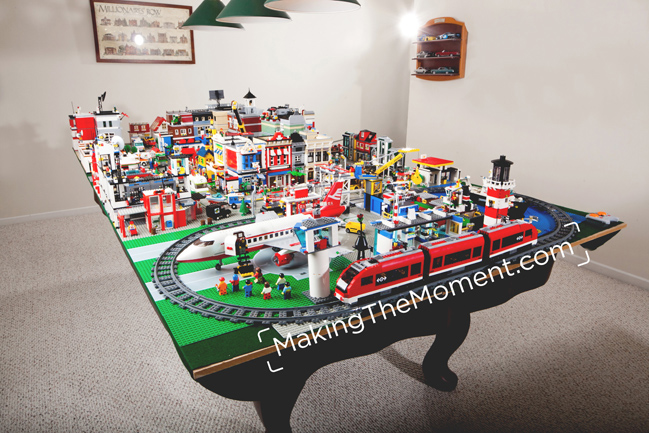 Lego Land Photography