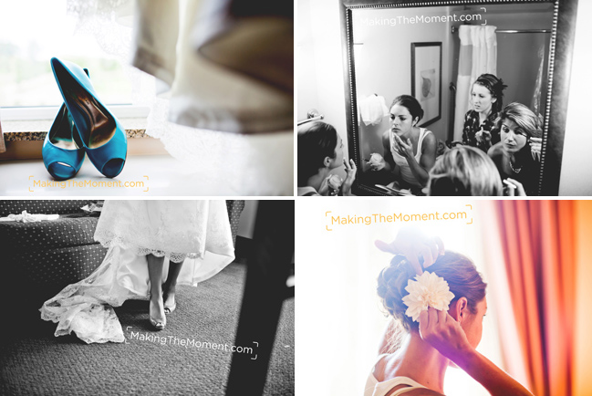 Fun Wedding Photographer in Canton