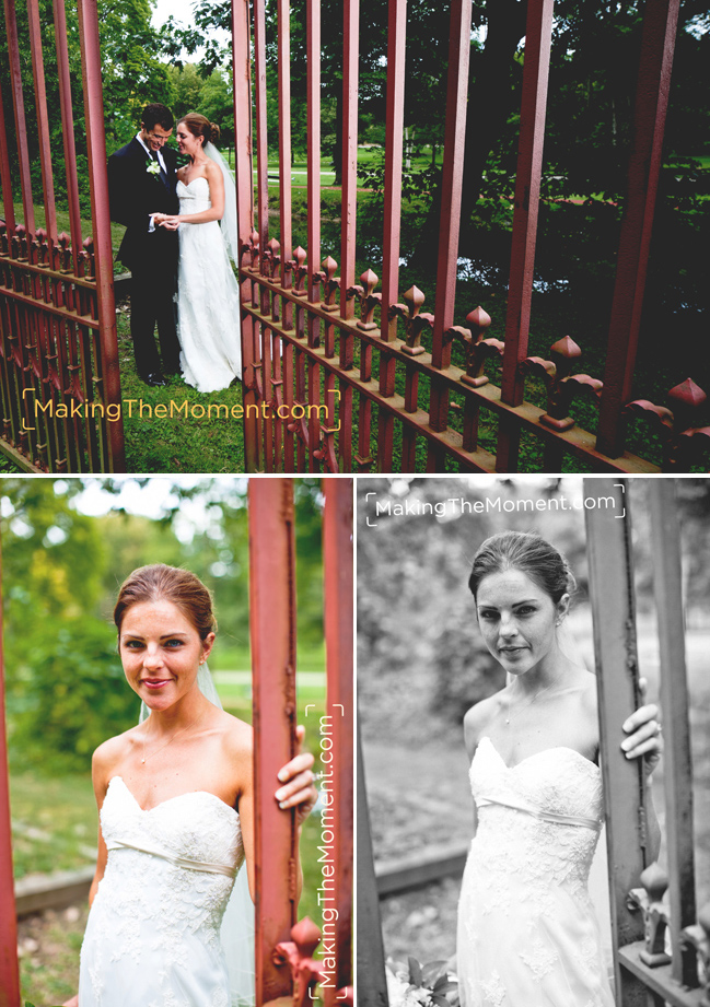 Unique Canton Wedding Photographer