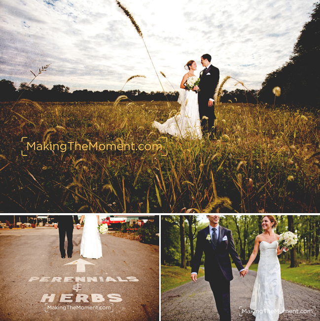 Modern Canton Wedding Photographer