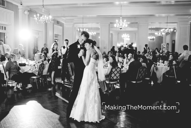 Canton Brookside Country Club Wedding Photography
