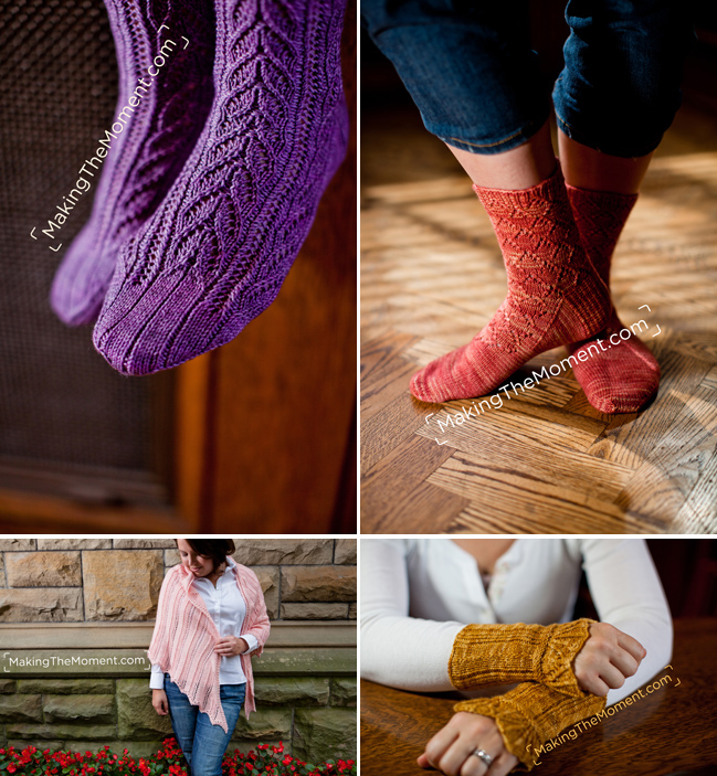 Knitting Photography