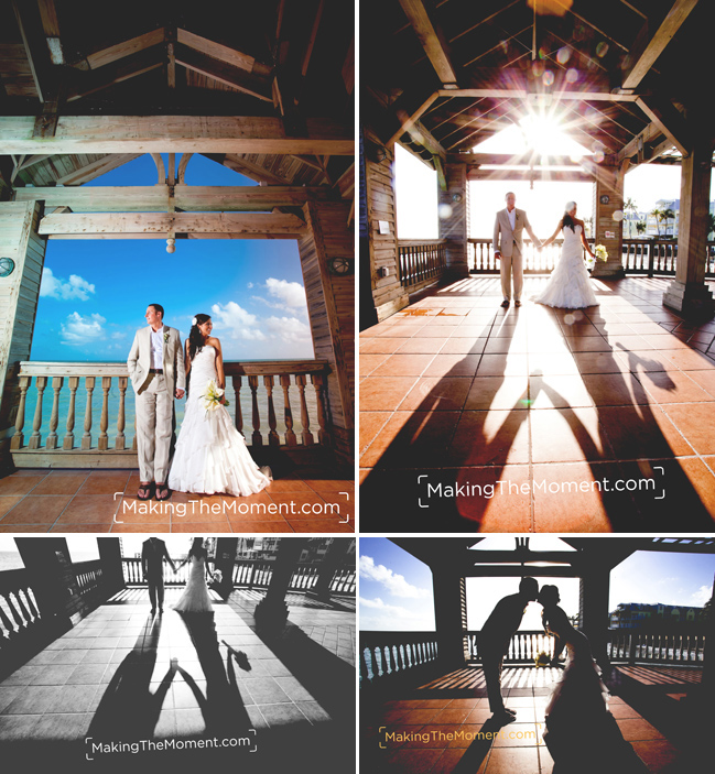 Key west modern wedding photographer