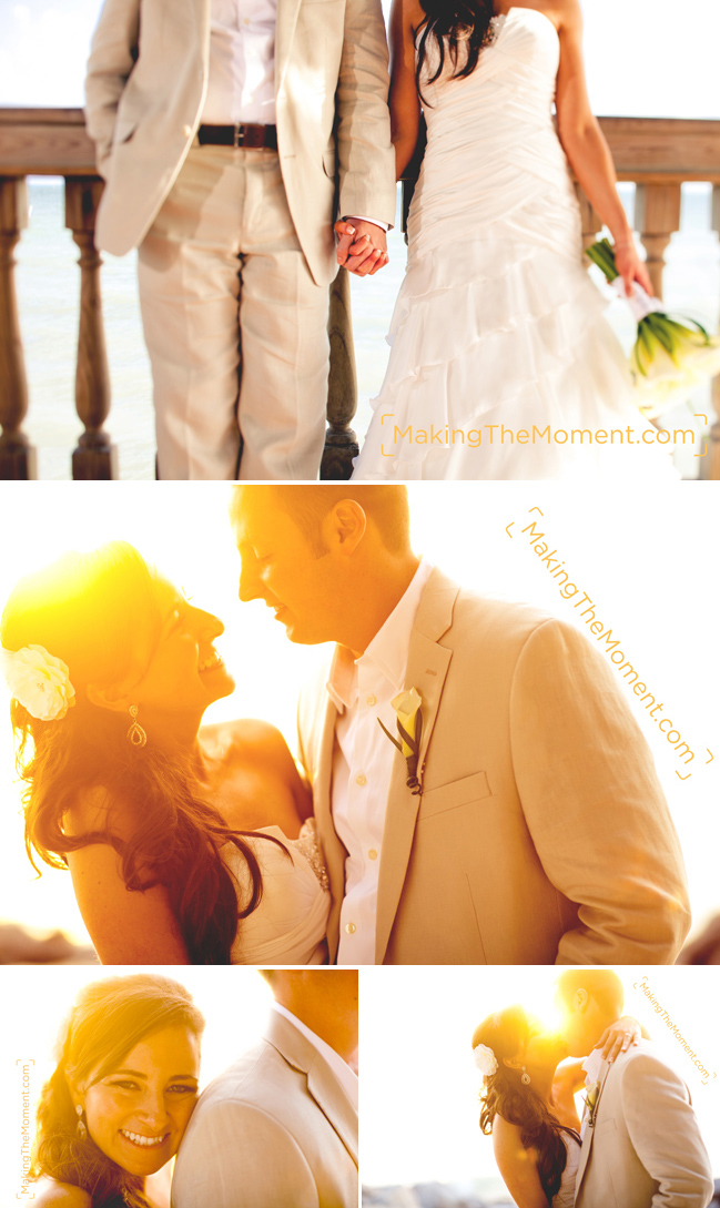 modern key west wedding photographer