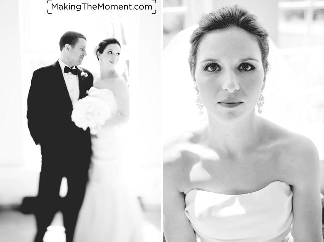 artistic cleveland wedding photographer
