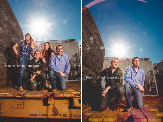 Modern Cleveland Family Photographer
