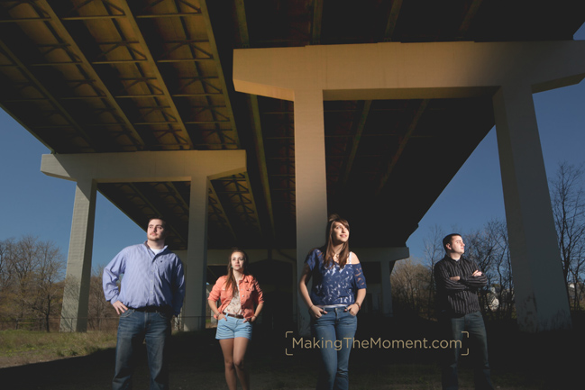 Creative Cleveland Family Photographer