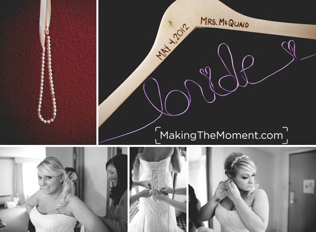 Cleveland Creative Wedding Photographer